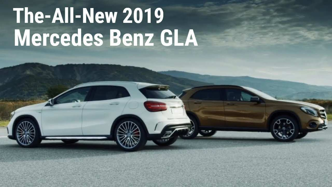 69 New 2019 Mercedes Benz Gla New Concept