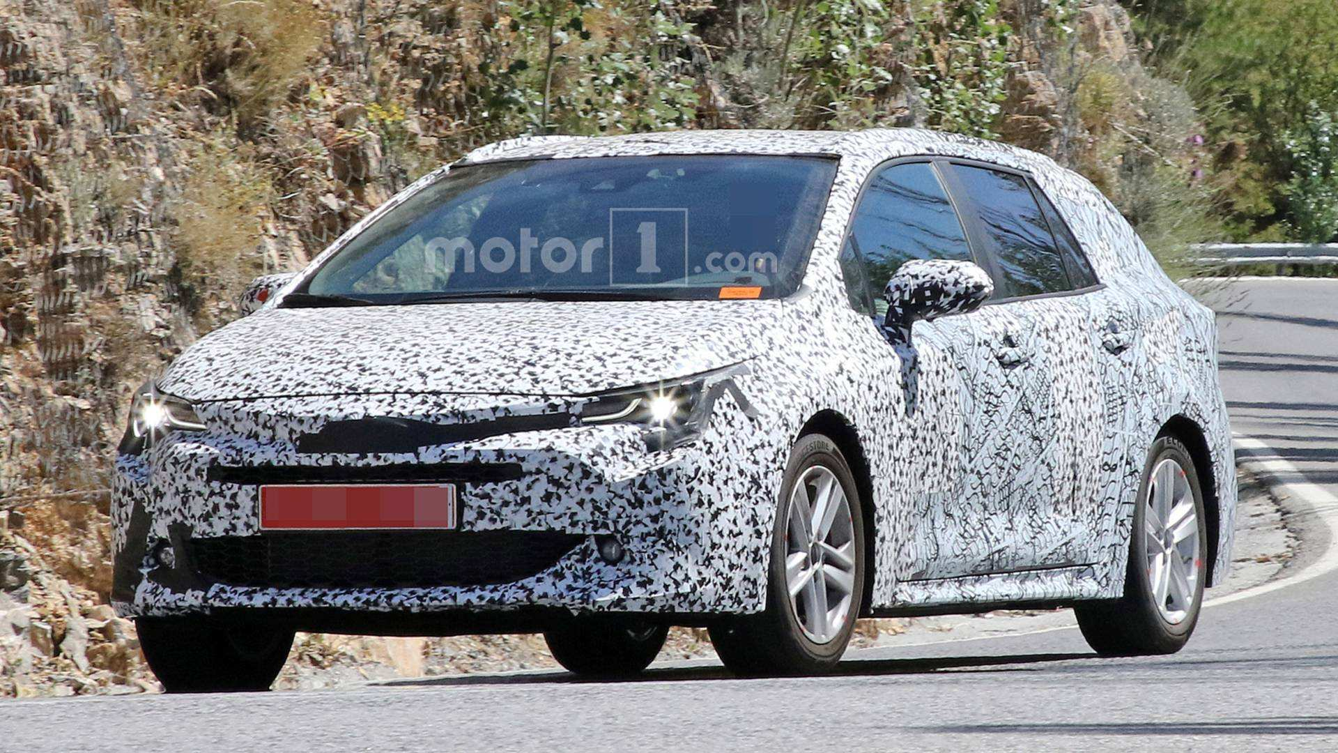 69 New 2019 New Toyota Avensis Spy Shots Concept