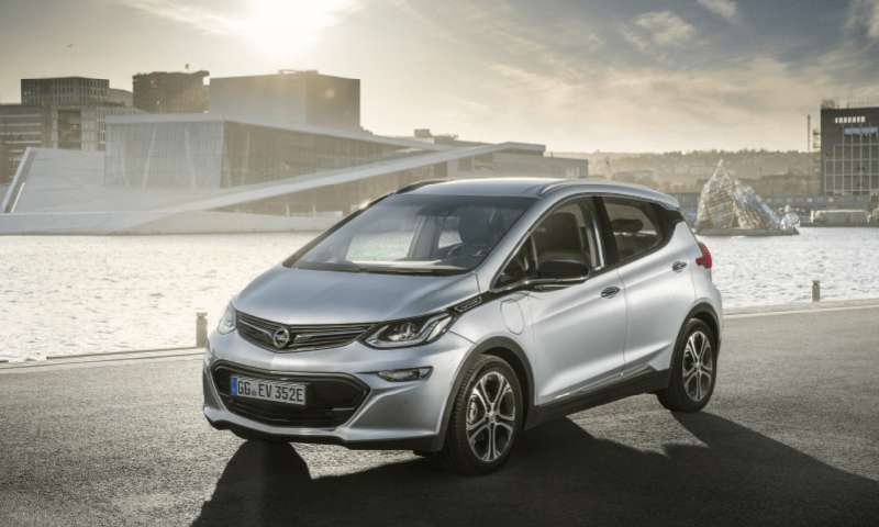 69 New 2019 Opel Ampera Redesign