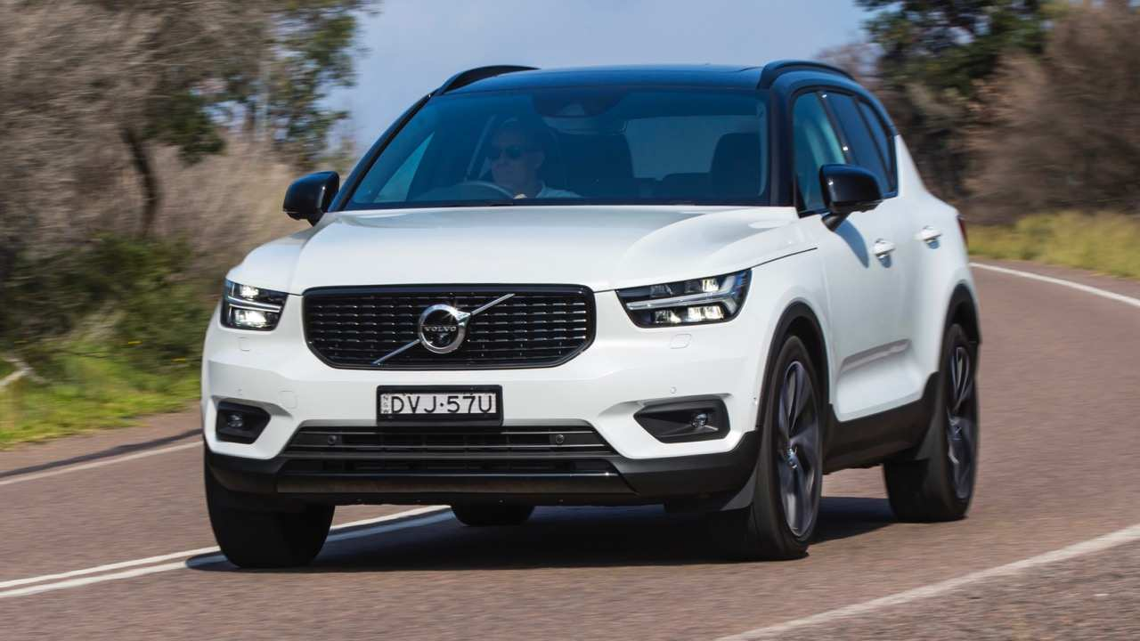 69 New 2019 Volvo Xc40 T5 R Design Concept And Review