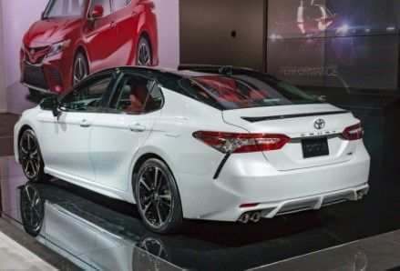 69 New 2020 All Toyota Camry Wallpaper