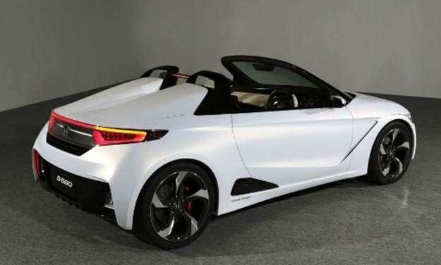69 New 2020 Honda S660 Picture