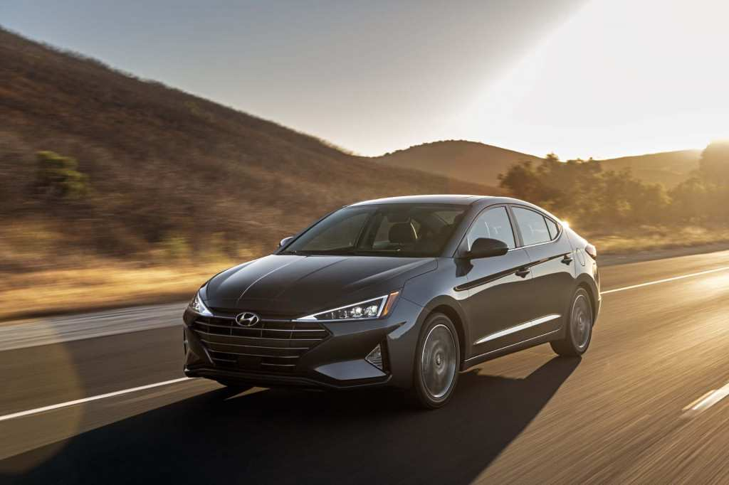 69 New 2020 Hyundai Elantra Sedan First Drive