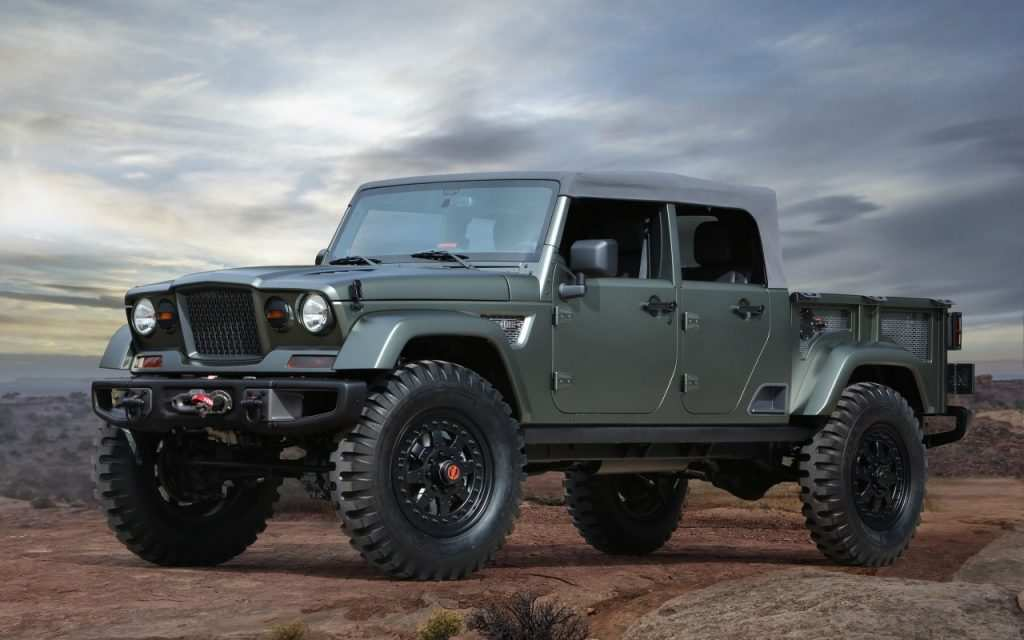 69 New 2020 Jeep Wagoneer Release