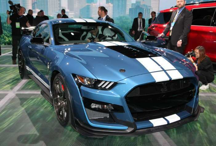 69 New 2020 Mustang Mach Spesification