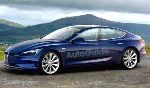 69 New 2020 Tesla Model S Picture