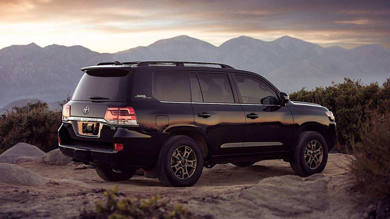 69 New 2020 Toyota Land Cruiser Price Design And Review