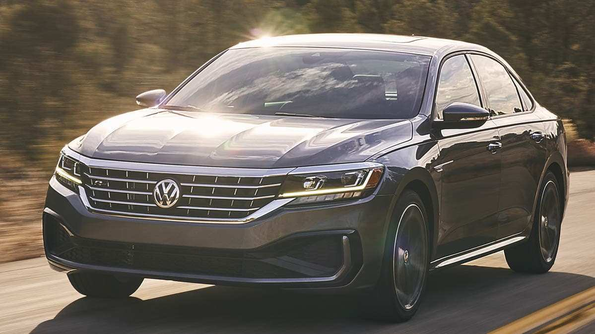 69 New 2020 VW Passat Tdi Redesign And Review