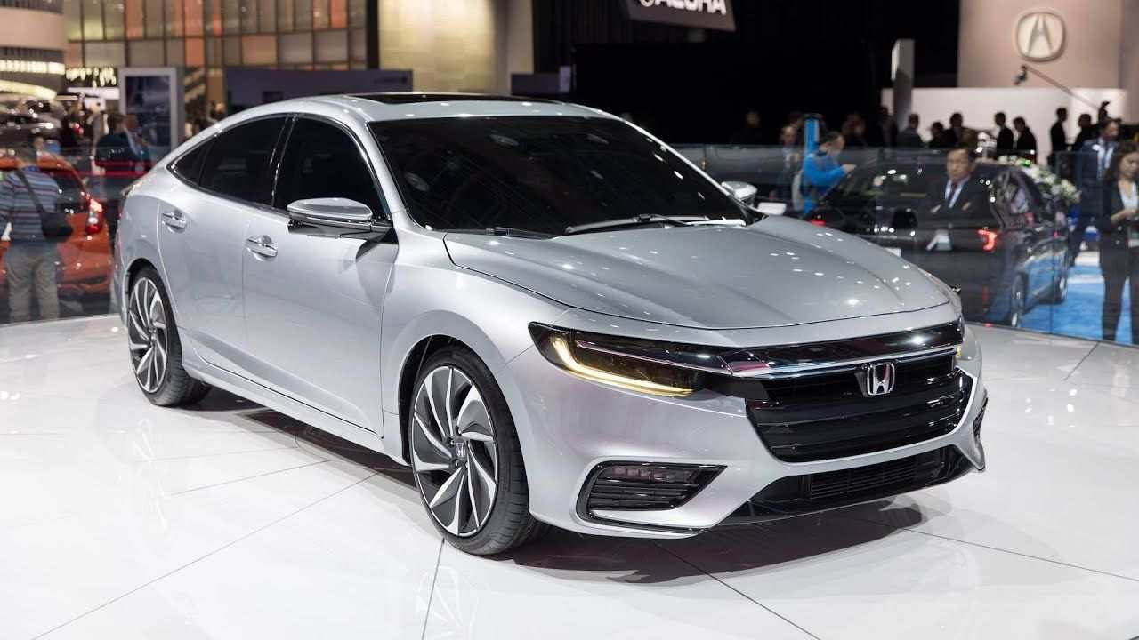 69 New Honda New Car Launch 2020 Spesification