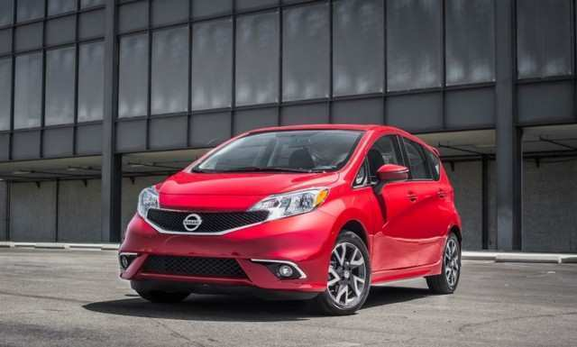 69 New Nissan Versa 2020 Specs Price And Release Date