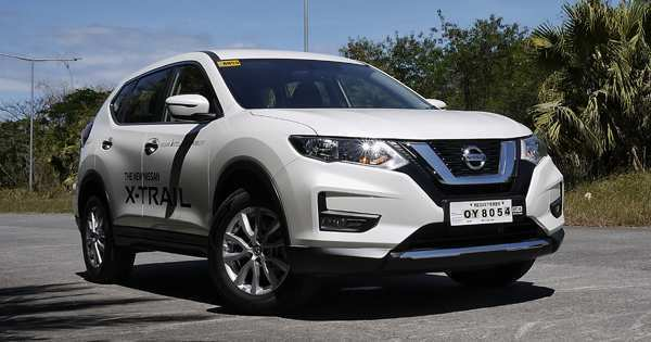 69 New Nissan X Trail 2019 Review Rumors