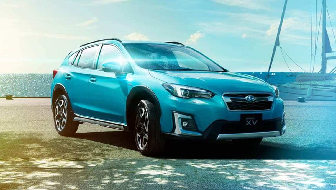 69 New Subaru Xv 2019 Spy Shoot