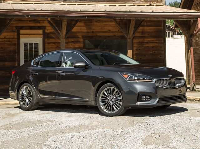 69 The 2019 All Kia Cadenza First Drive