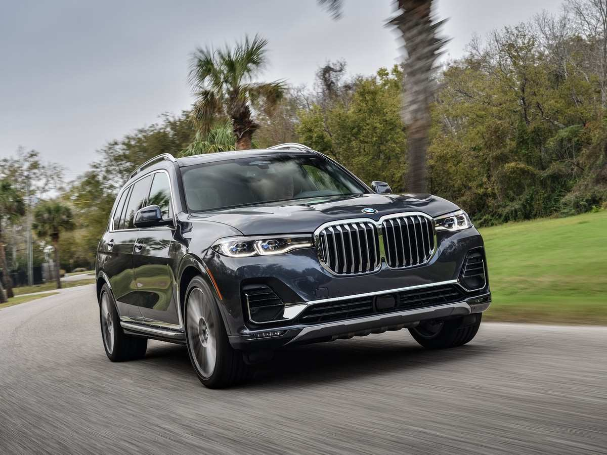 69 The 2019 BMW X7 Suv New Review