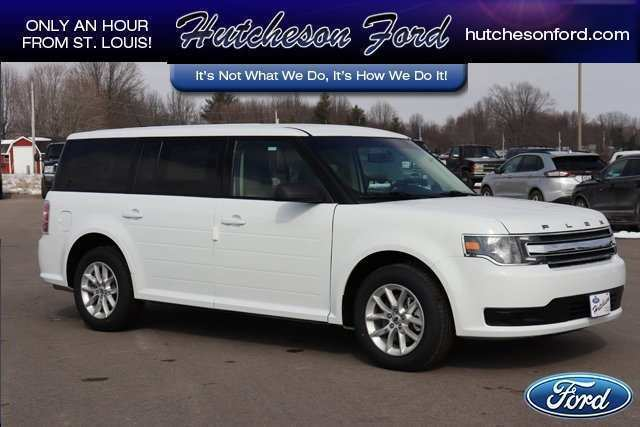 69 The 2019 Ford Flex S New Review