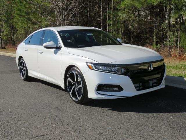 69 The 2019 Honda Accord Sport Spesification