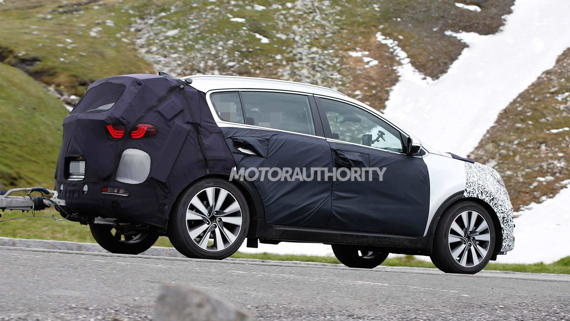 69 The 2019 KIA SportageSpy Shots Release