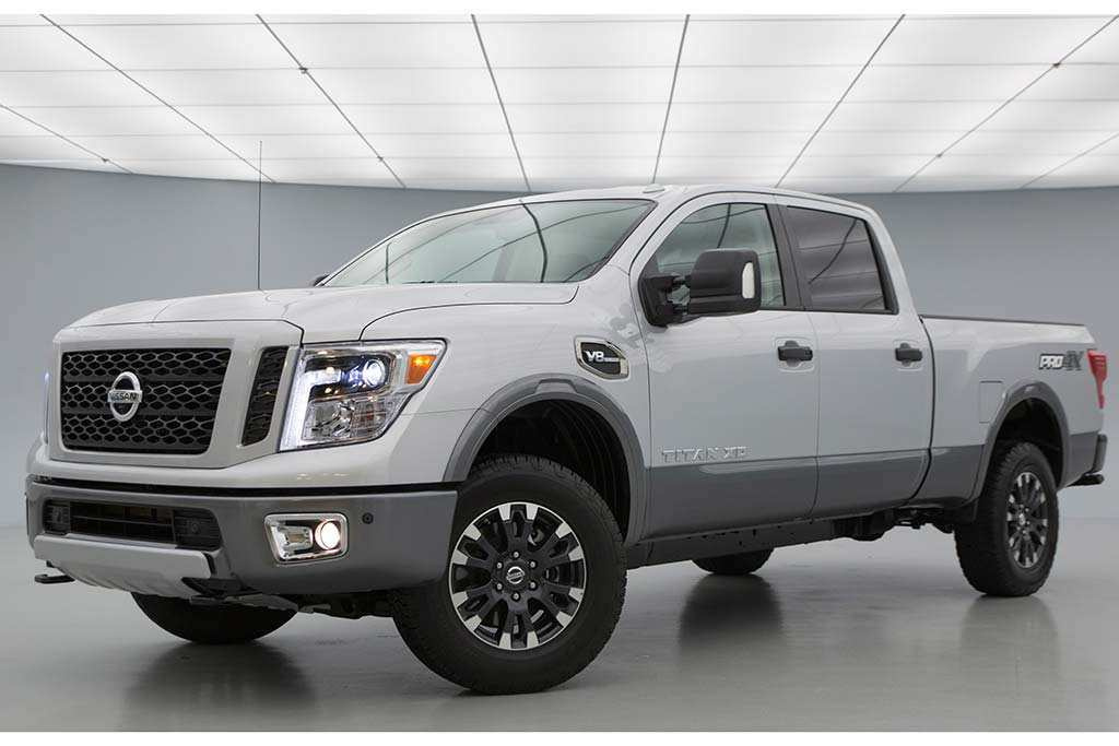 69 The 2019 Nissan Titan Review