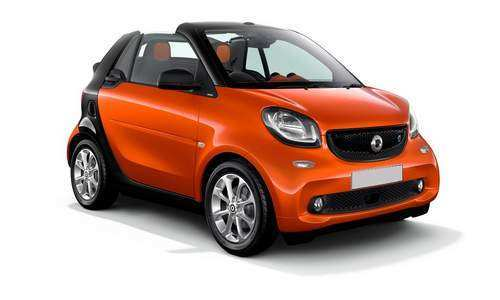 69 The 2019 Smart Fortwos Model
