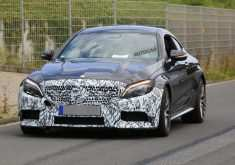 2019 The Spy Shots Mercedes E Class