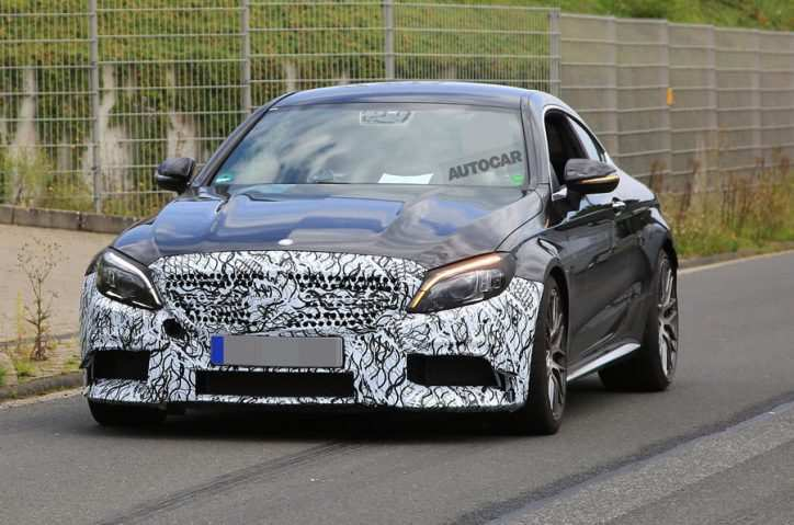 69 The 2019 The Spy Shots Mercedes E Class New Model and Performance