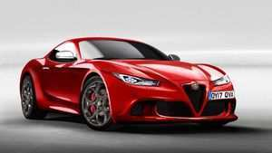 69 The 2020 Alfa Romeo Giulia Model