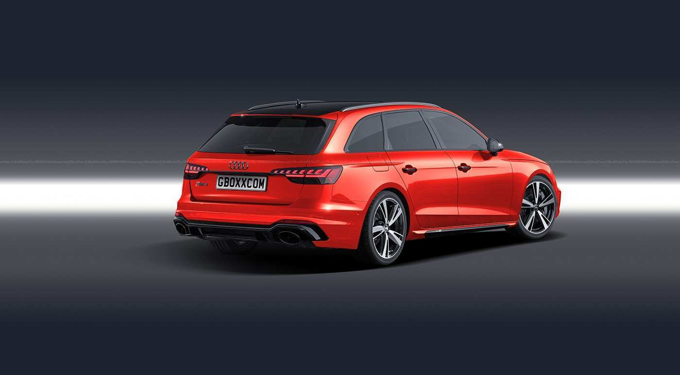 69 The 2020 Audi Rs4 Style