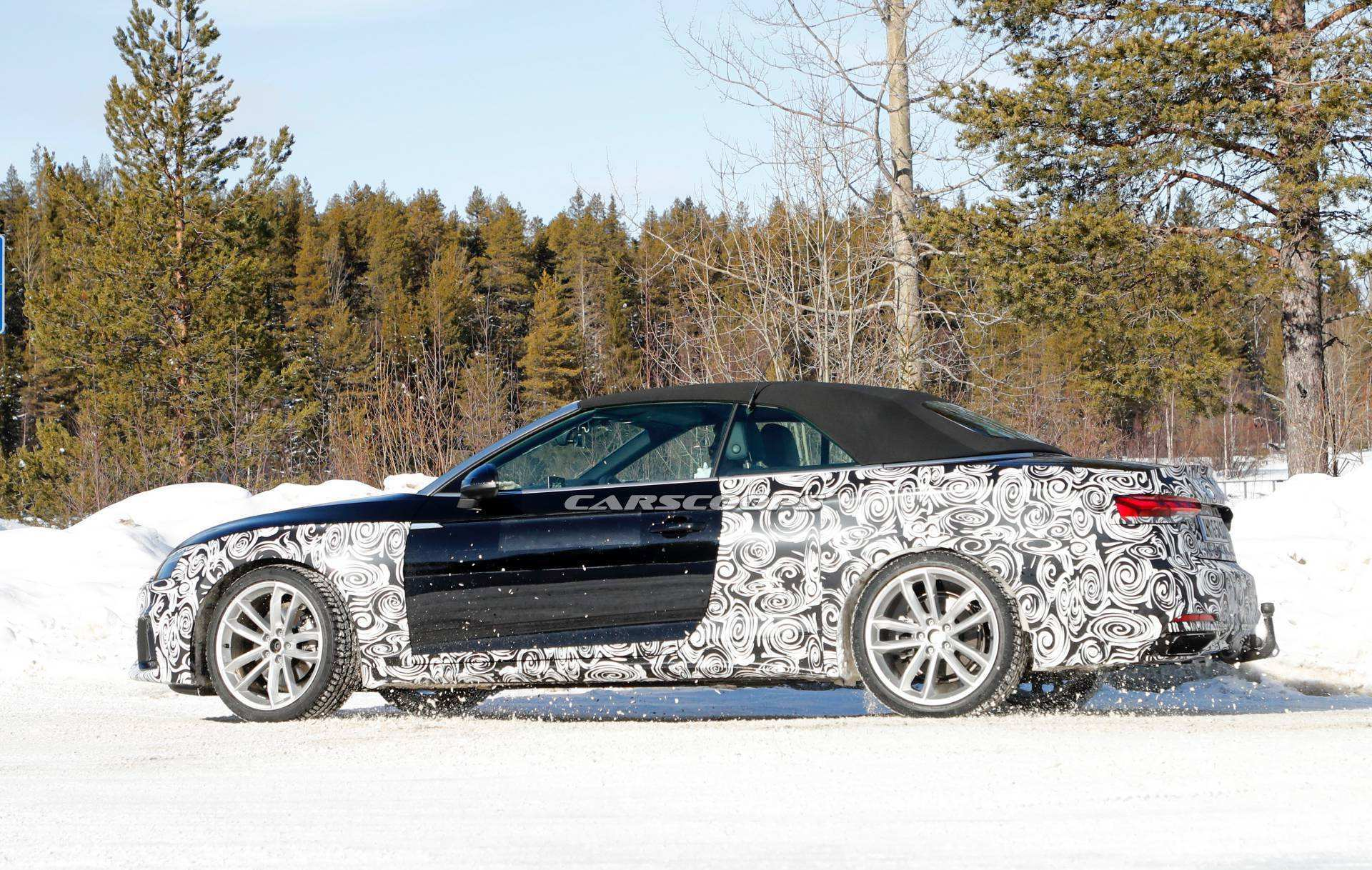 69 The 2020 Audi S5 Cabriolet New Concept