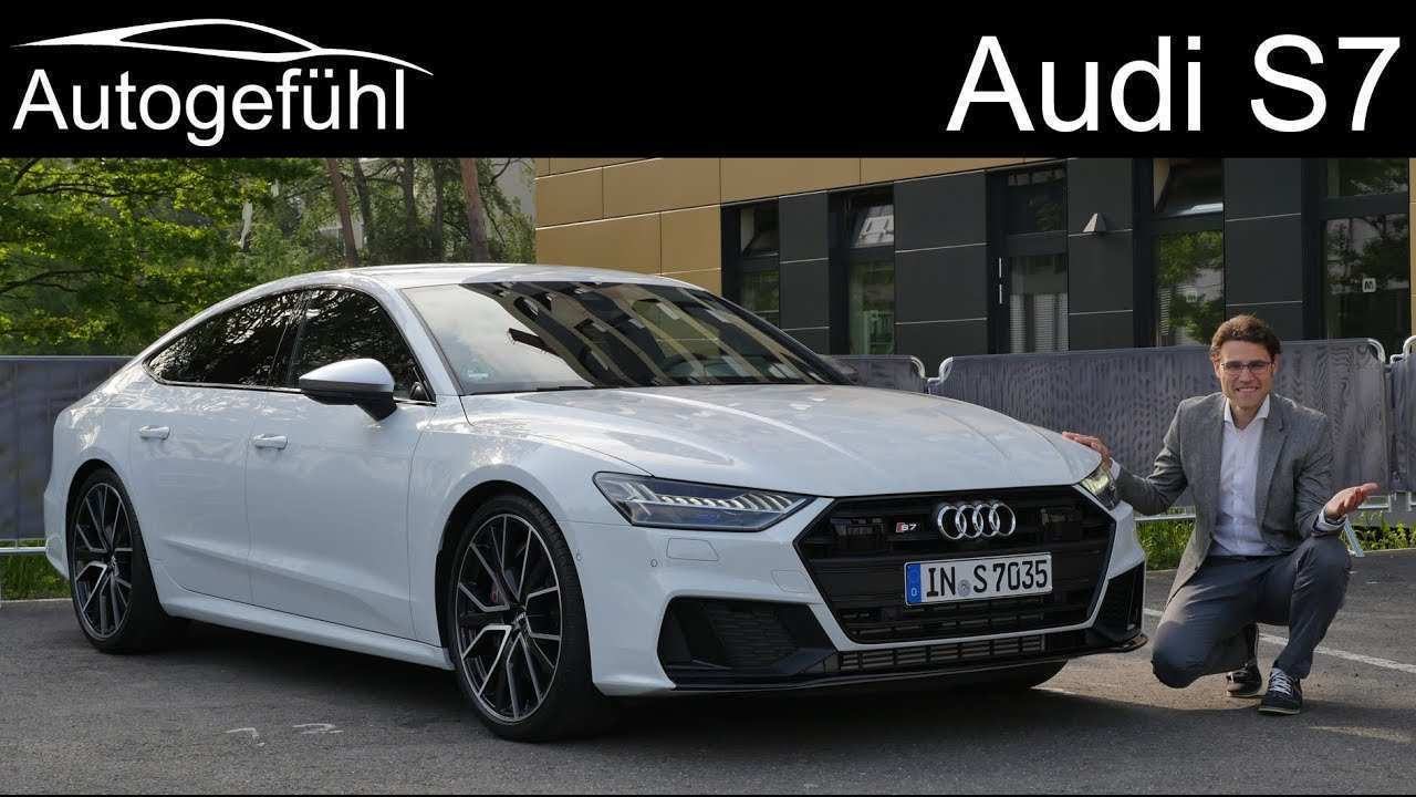 69 The 2020 Audi S7 New Review