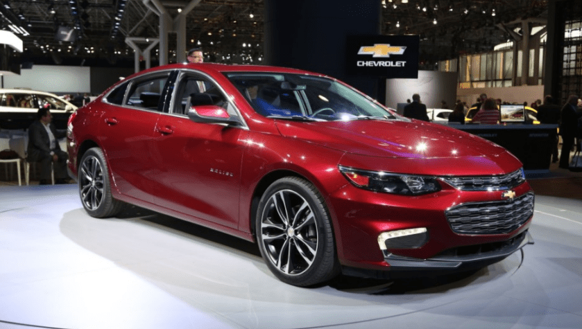 69 The 2020 Chevrolet Malibu Overview