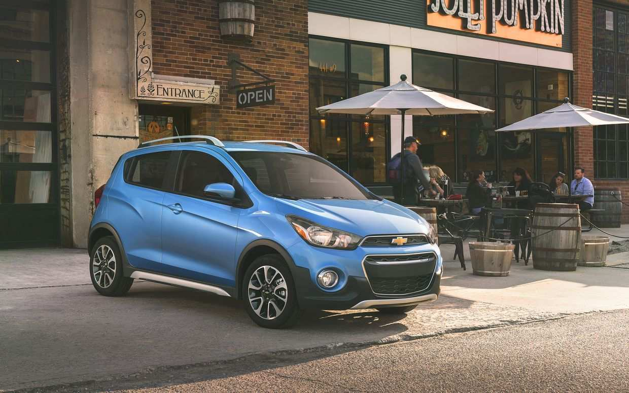 69 The 2020 Chevrolet Spark Review And Release Date