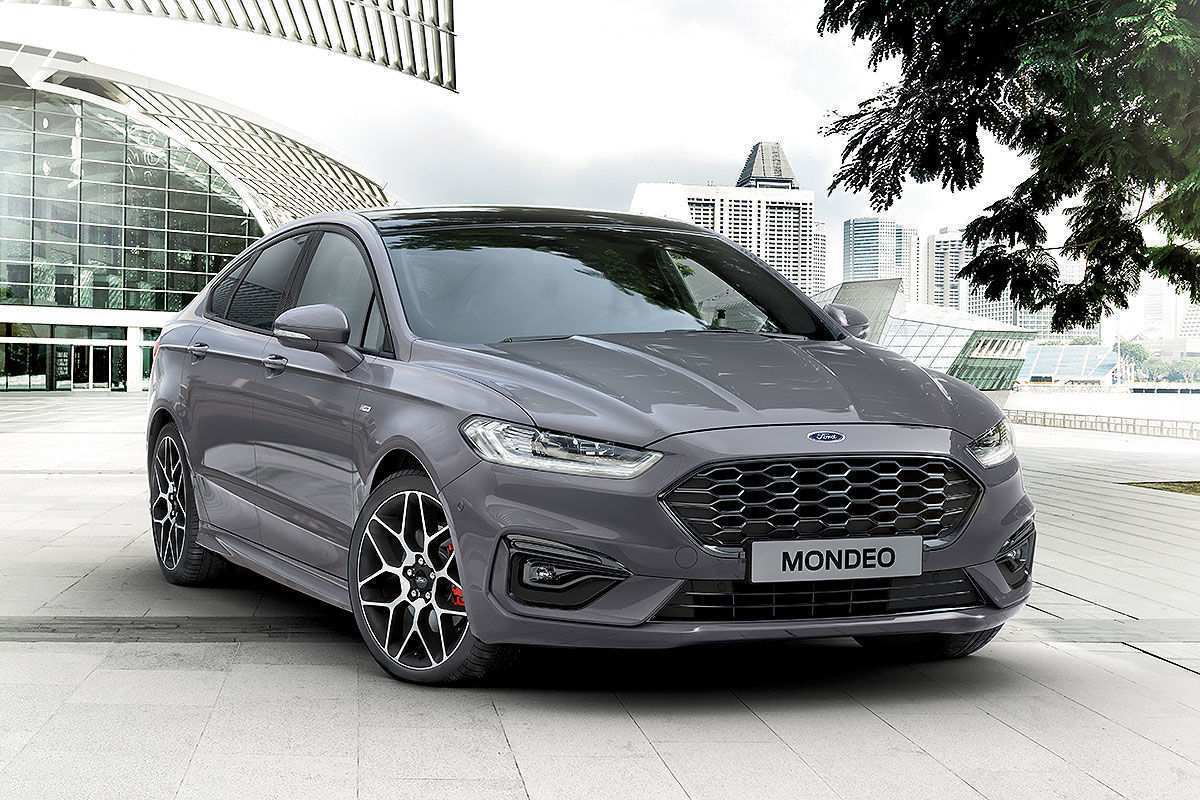 69 The 2020 Ford Mondeo Exterior And Interior