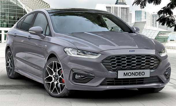 69 The 2020 Ford Mondeo Vignale Exterior And Interior