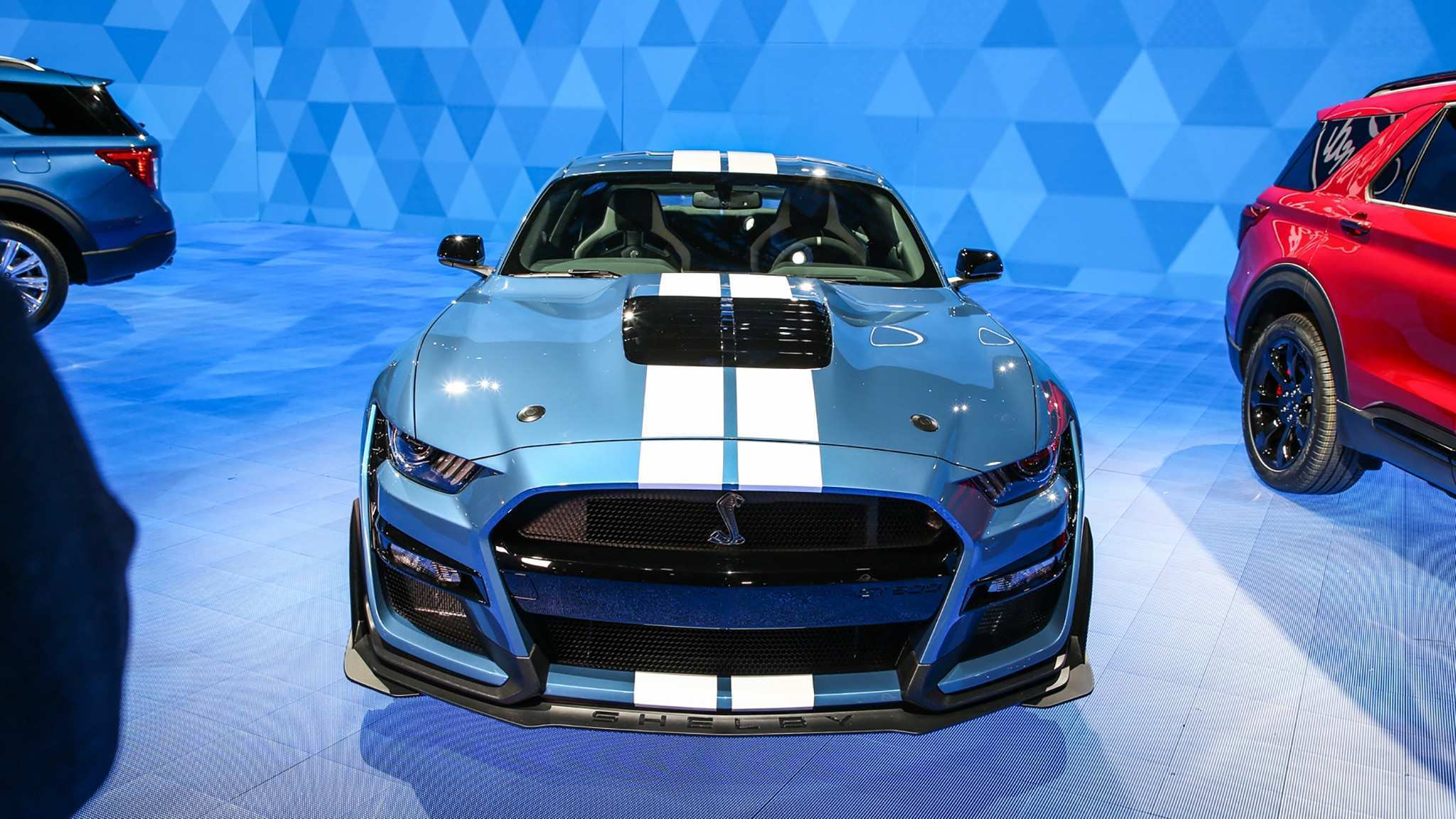 69 The 2020 Ford Mustang Shelby Gt 350 Specs