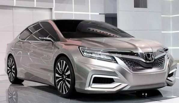 69 The 2020 Honda Accord Research New