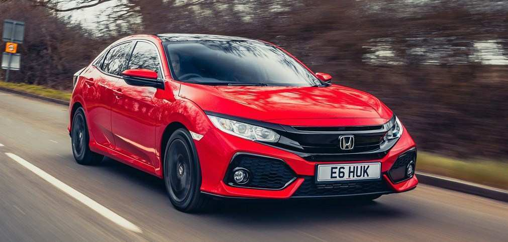 69 The 2020 Honda Civic Si Reviews