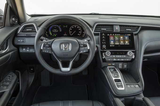 69 The 2020 Honda Insight First Drive