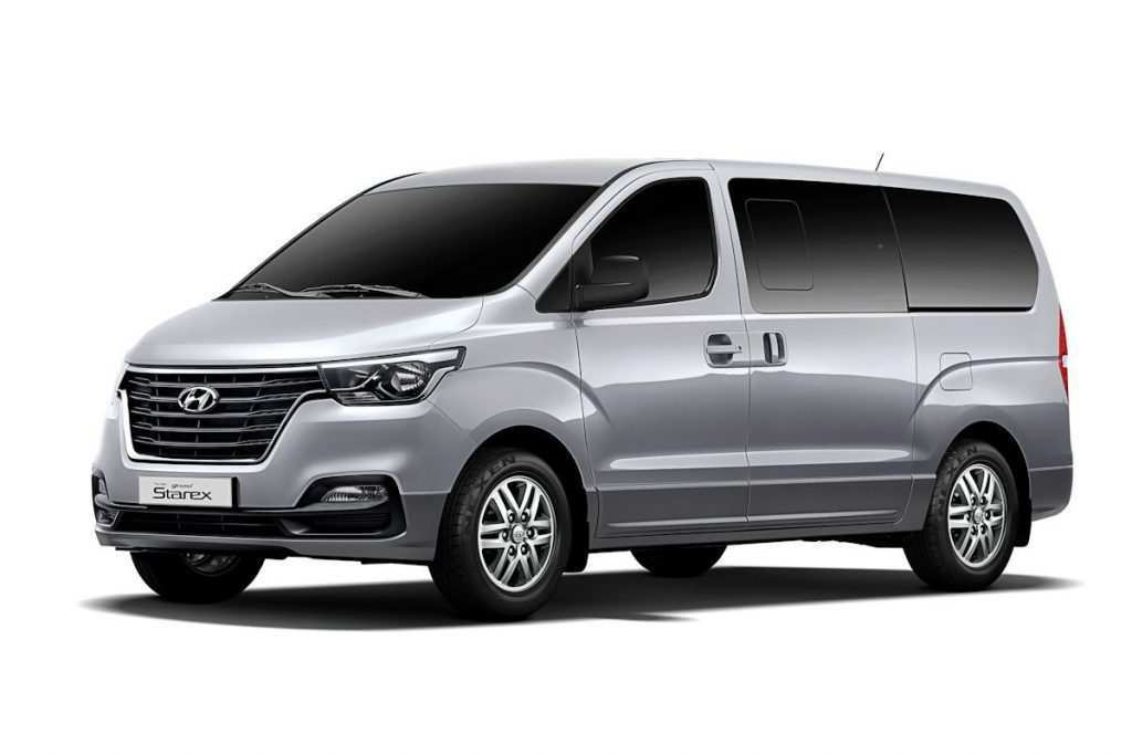 69 The 2020 Hyundai Starex Research New
