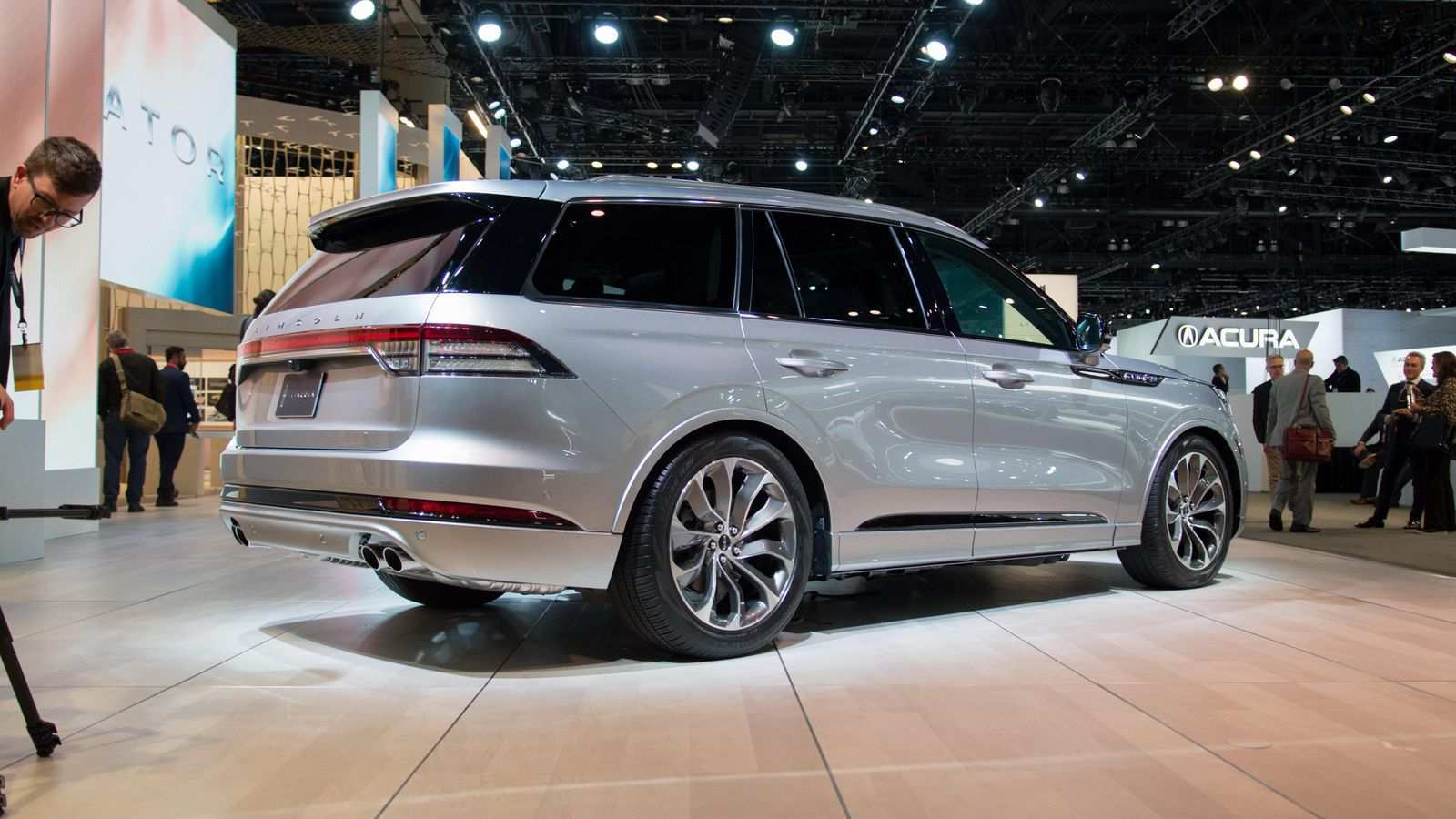 69 The 2020 Lincoln Navigator History