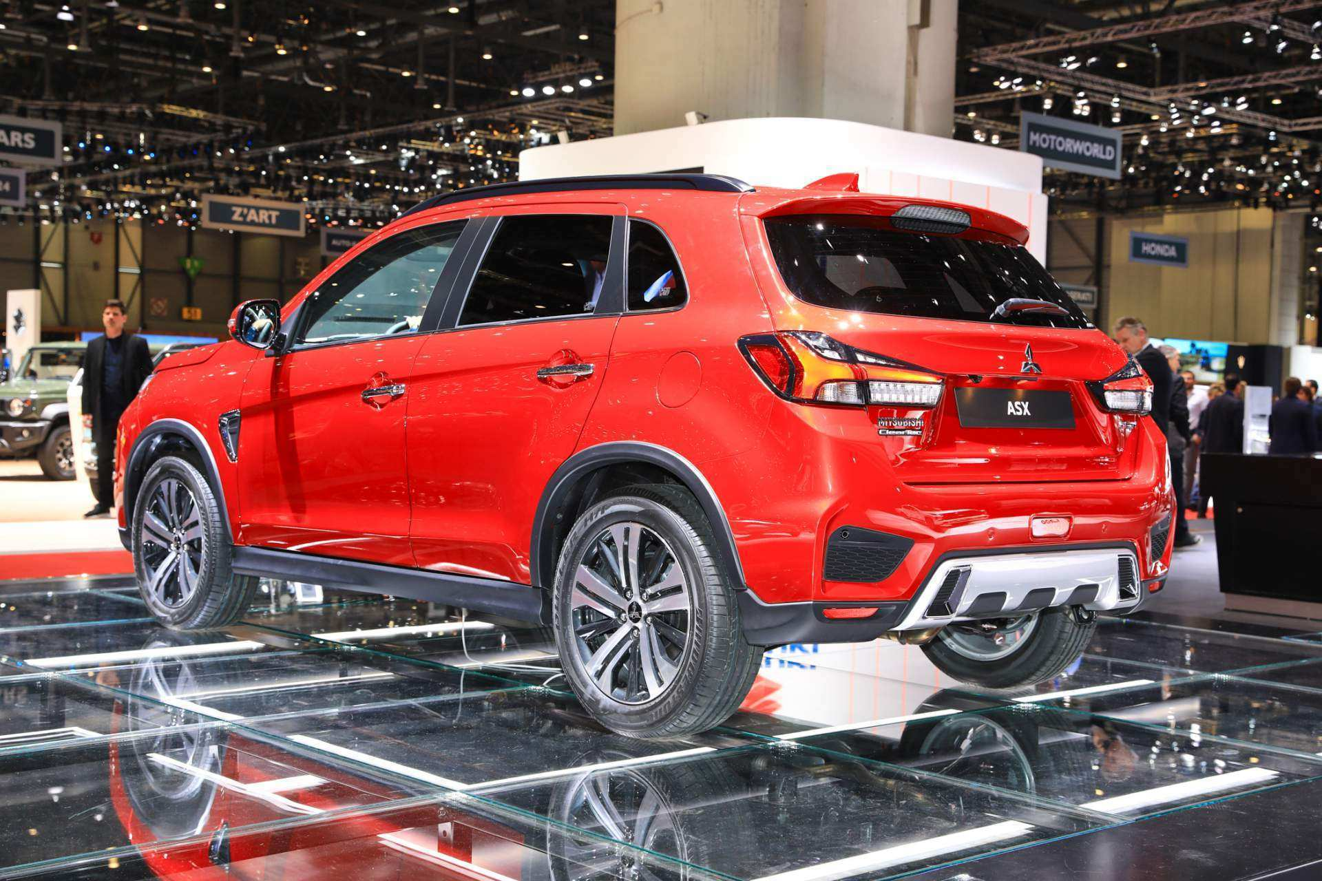 69 The 2020 Mitsubishi Asx Reviews