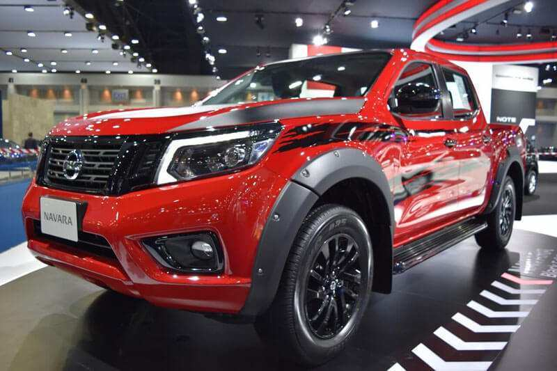 69 The 2020 Nissan Navara Model