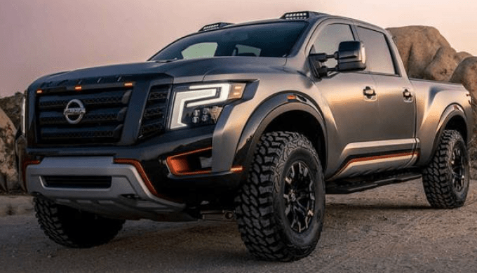 69 The 2020 Nissan Titan Research New
