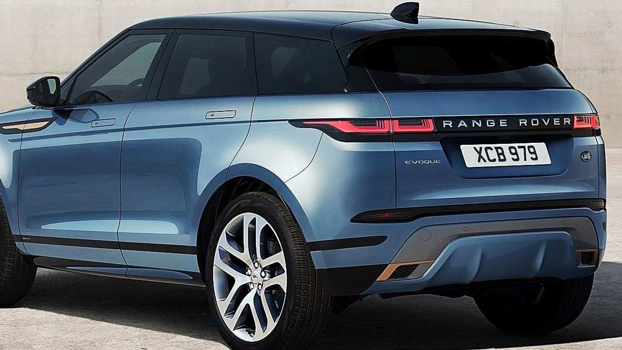 69 The 2020 Range Rover Sport Exterior