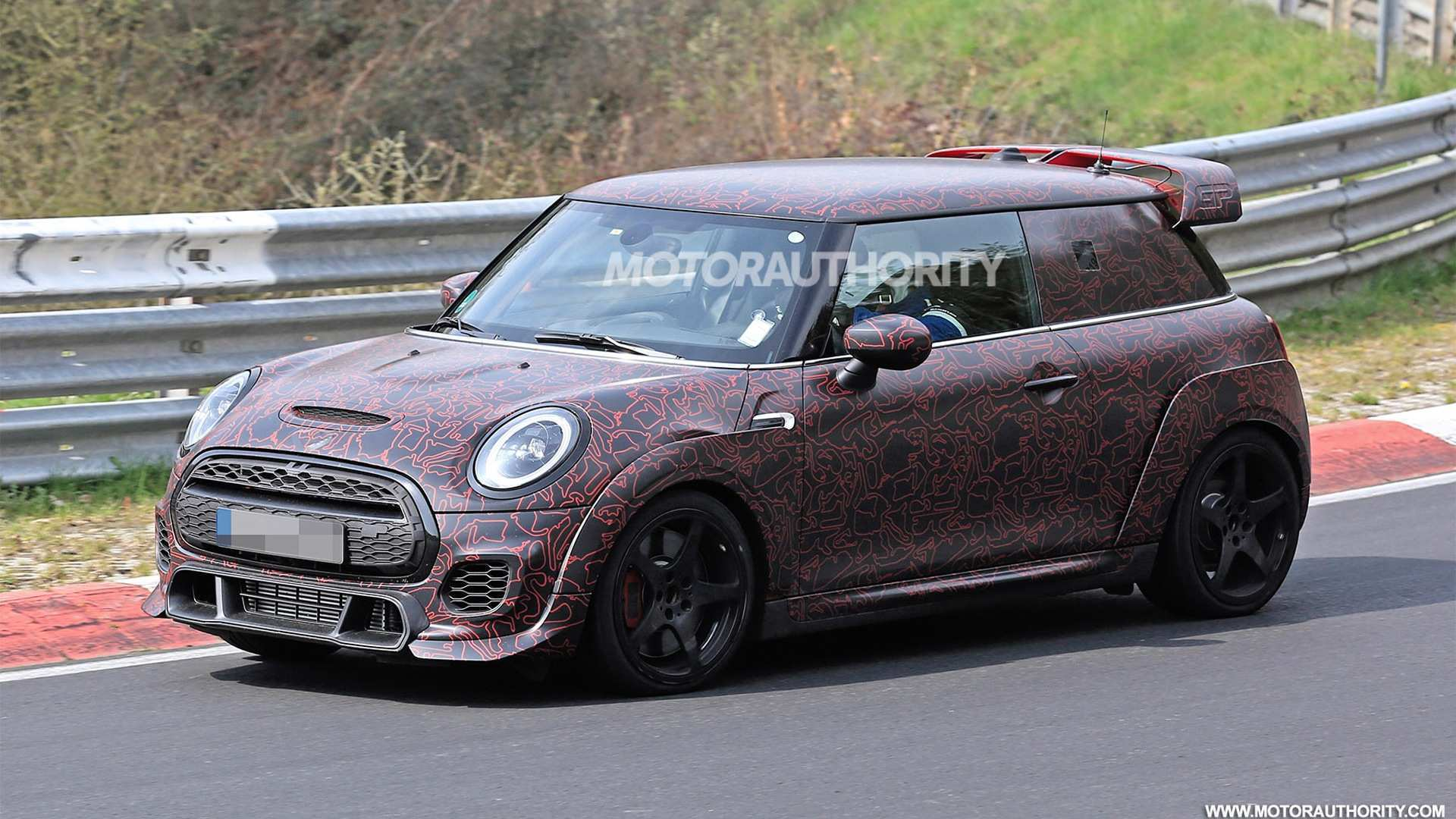 69 The 2020 Spy Shots Mini Countryman Research New