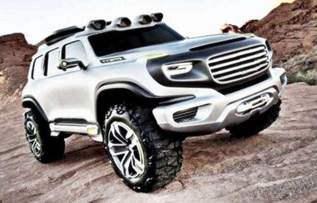 69 The 2020 Toyota Land Cruiser Reviews