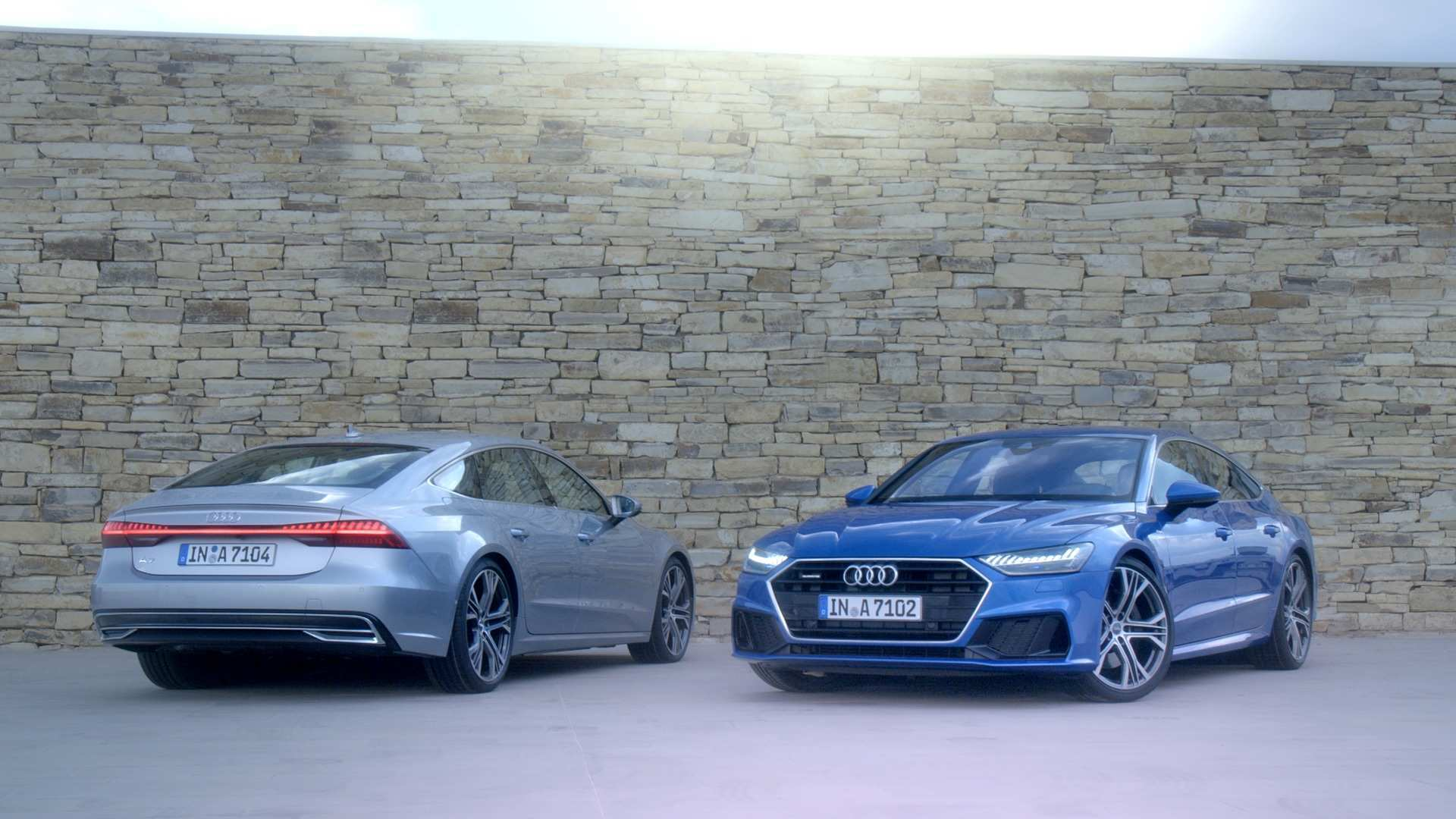 69 The Best 2019 All Audi A7 First Drive