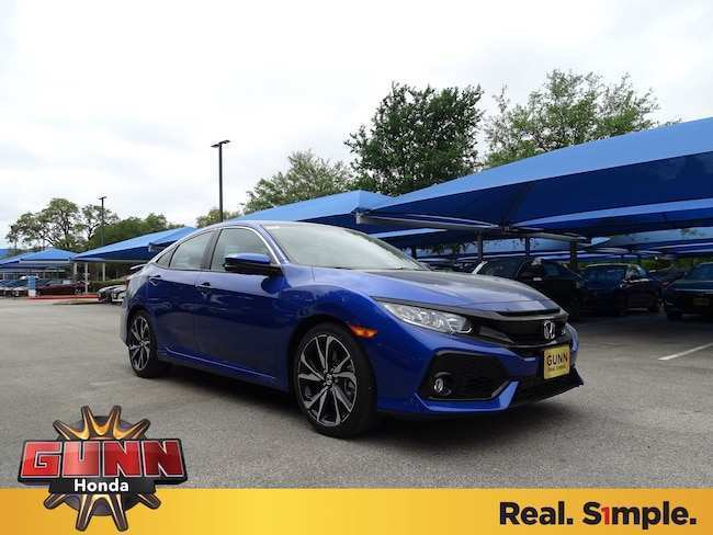 69 The Best 2019 Honda Civic Si Sedan Exterior And Interior