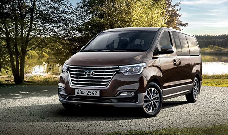 69 The Best 2019 Hyundai Starex Model