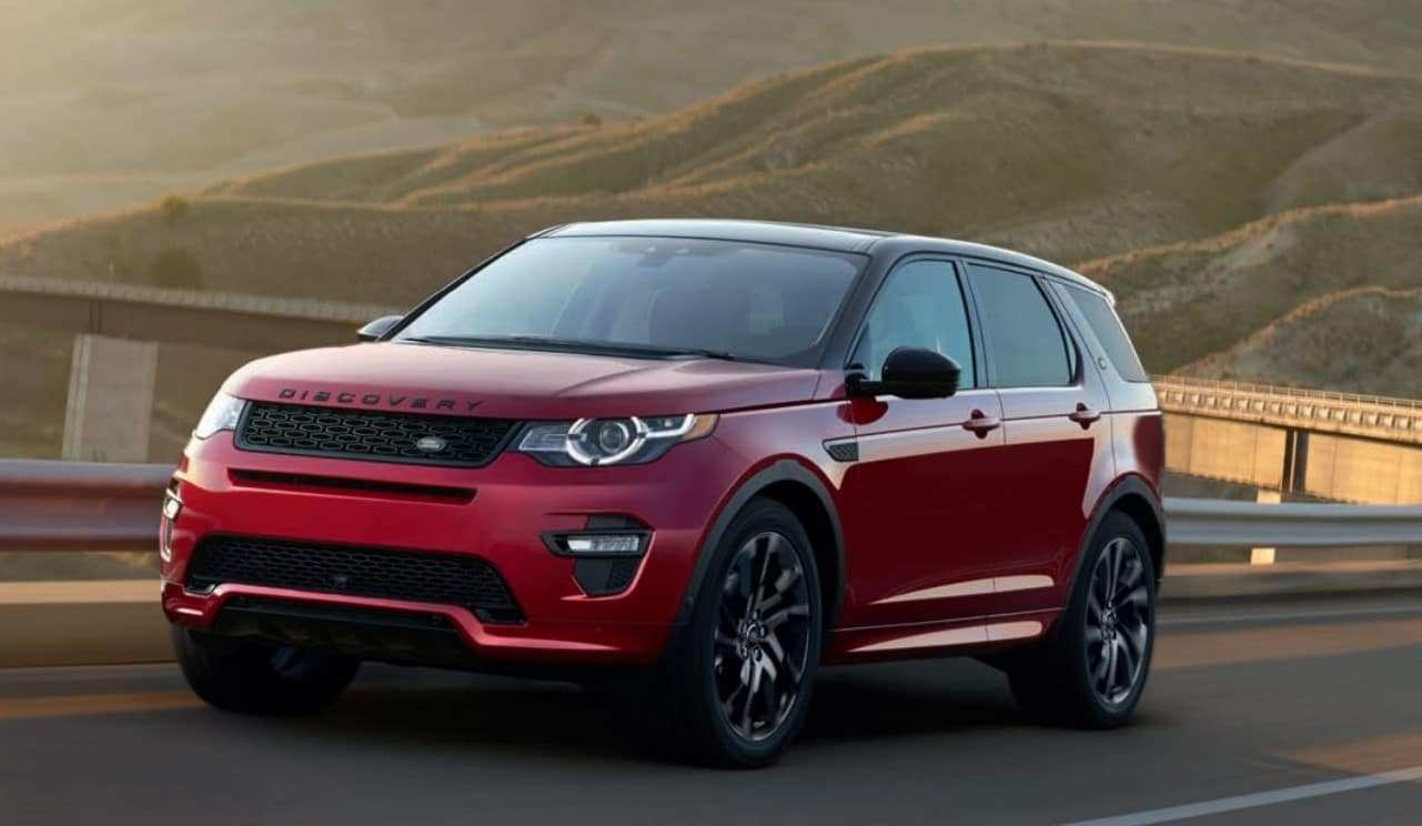 69 The Best 2019 Land Rover Discovery Sport Release Date