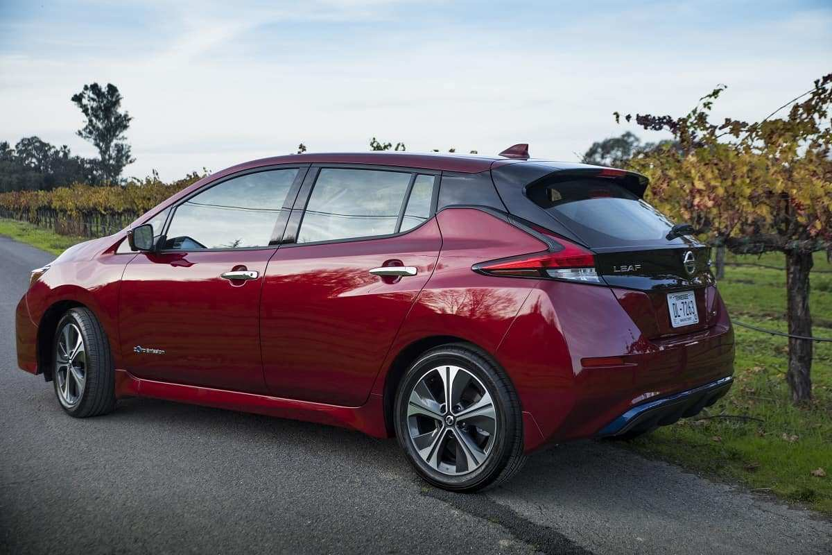 69 The Best 2019 Nissan Leaf Specs